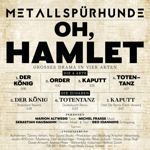 Oh, Hamlet