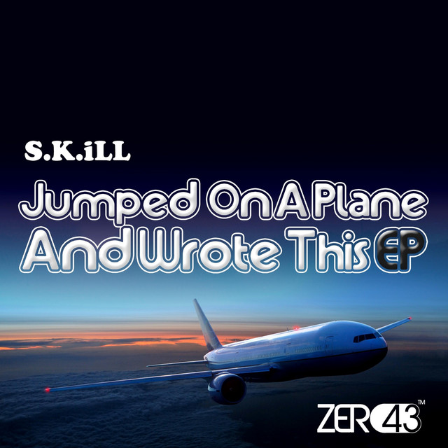 Jumped on a Plane & Wrote This EP