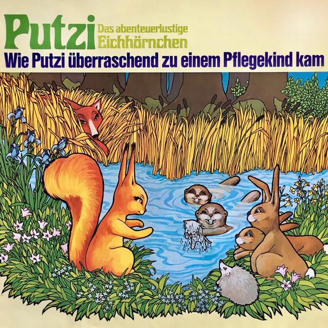 Putzi - Das abenteuerlustige Eichhörnchen Cover