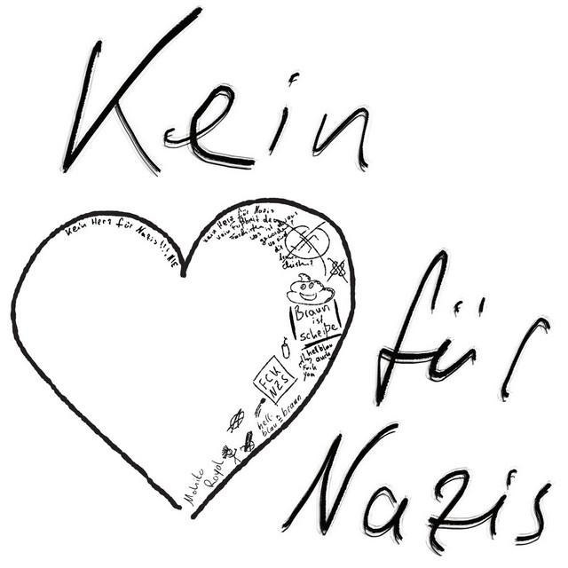 Kein Herz für Nazis