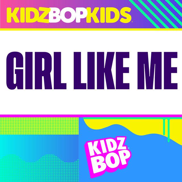 Girl Like Me album cover