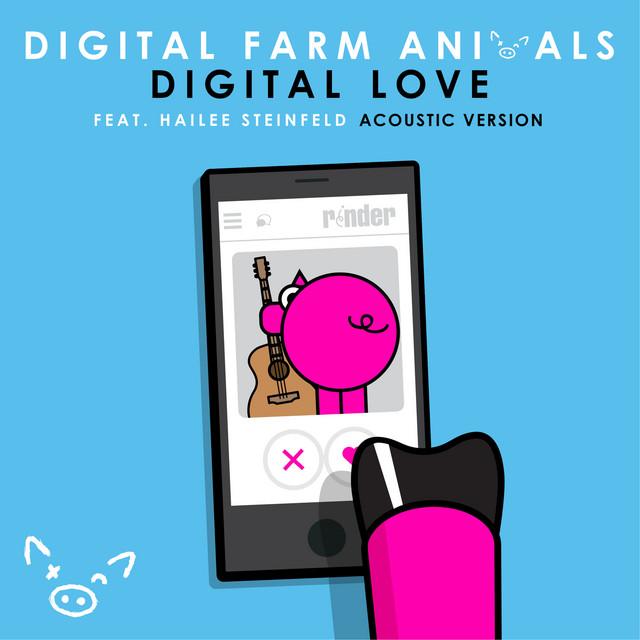 Digital Love (feat. Hailee Steinfeld) [Acoustic Version]