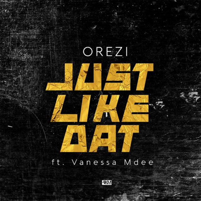 Just Like That (feat. Vanessa Mdee)