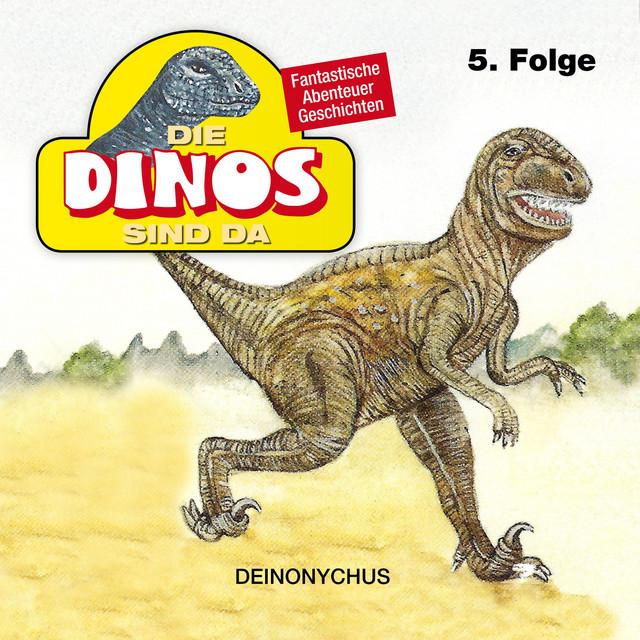 Folge 5: Deinonychus Cover