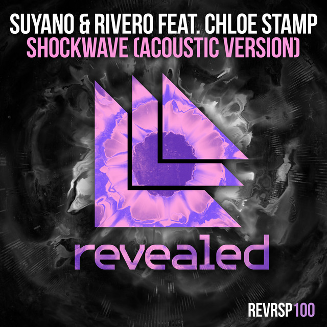 Suyano & RIVERO & Chloe Stamp - Shockwave (Acoustic Version)