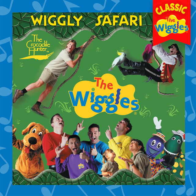 Wiggly Safari (Classic Wiggles) by The Wiggles