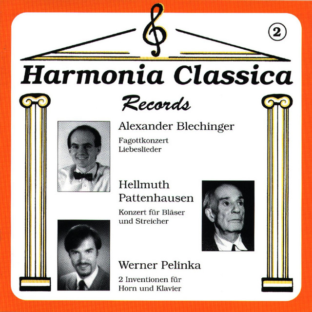 Harmonia Classica 2 Alexander Blechinger Fagottkonzert