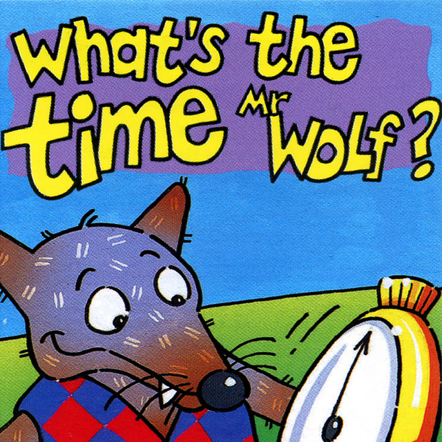 What's the Time Mr Wolf? by Kidzone on Spotify