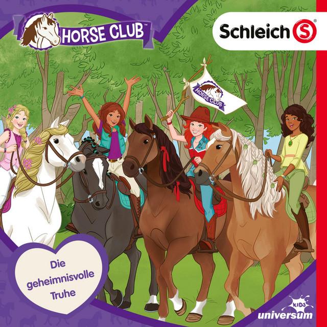 Schleich Horse Club, Folge 1: Die Geheimnisvolle Truhe Cover