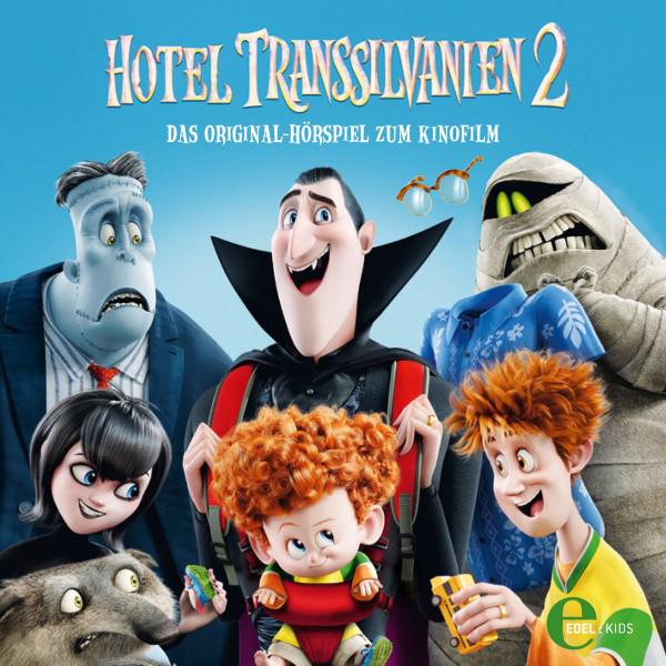 Hotel Transsilvanien 2 (Das Original-Hörspiel zum Kinofilm) Cover