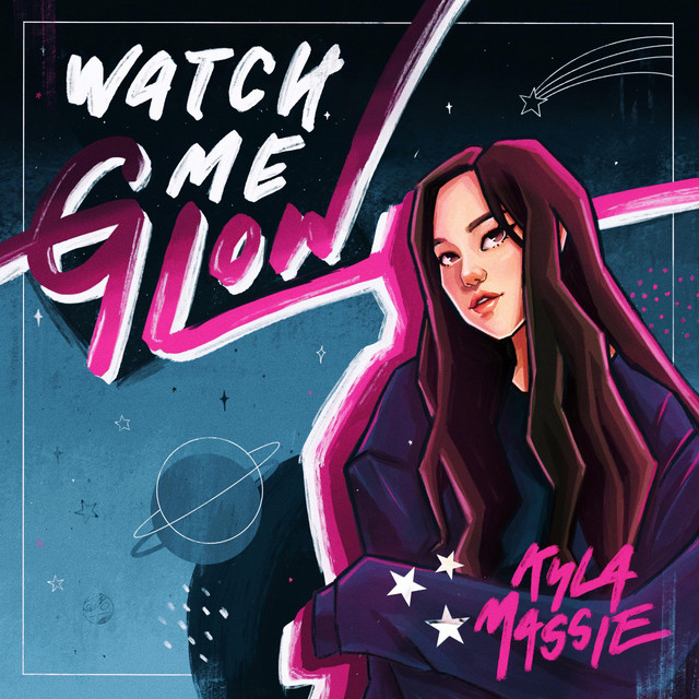Artwork for Watch Me Glow by Kyla Massie