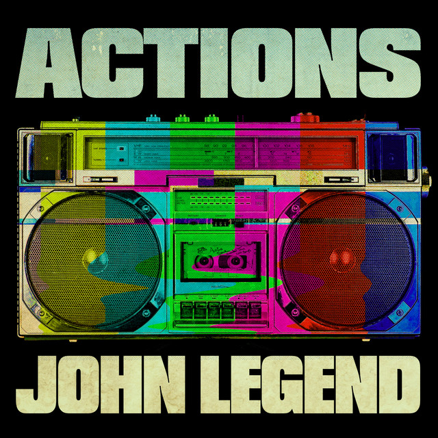John Legend - Actions cover
