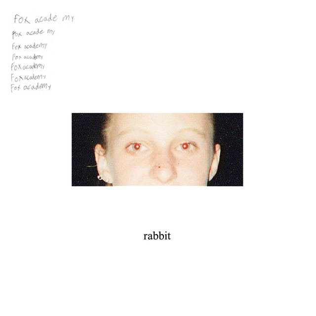 Album cover for Rabbit by Fox Academy