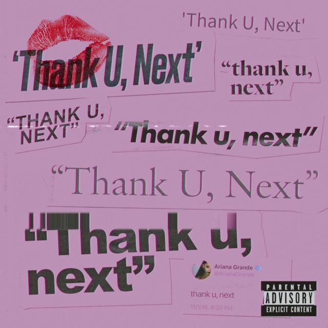 """Résultat de recherche d'images pour """"spotify Thank U Next"""""""
