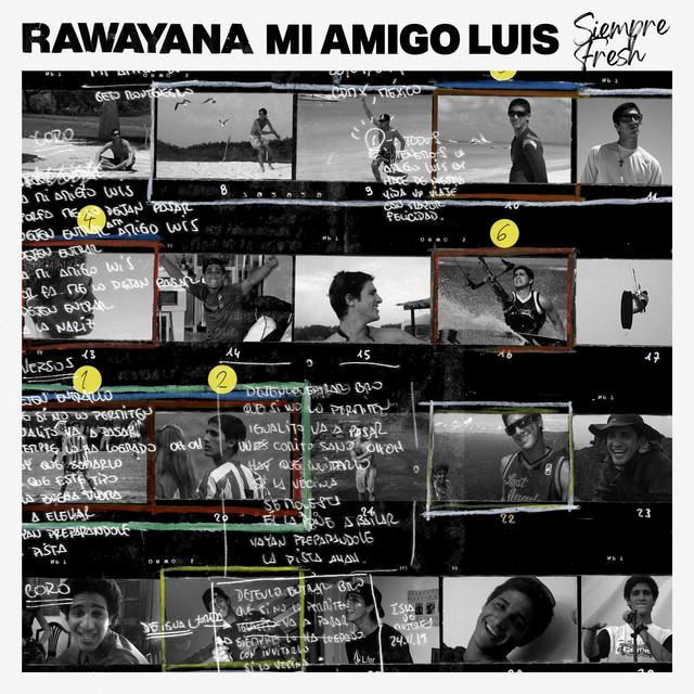 Mi Amigo Luis album cover