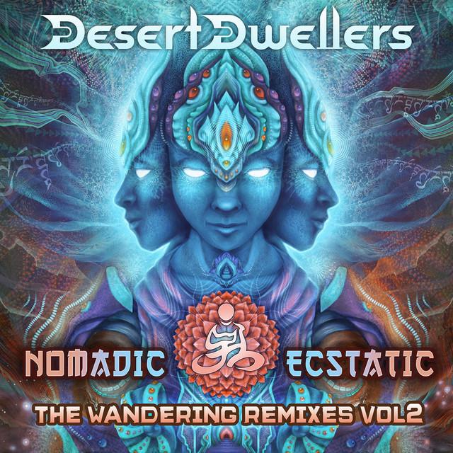 Nomadic Ecstatic: The Wandering Remixes, Vol. 2 Image