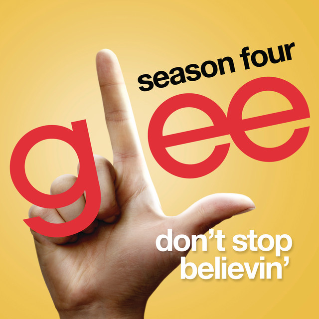 Don't Stop Believin' (Glee Cast - Rachel/Lea Michele solo audition version)