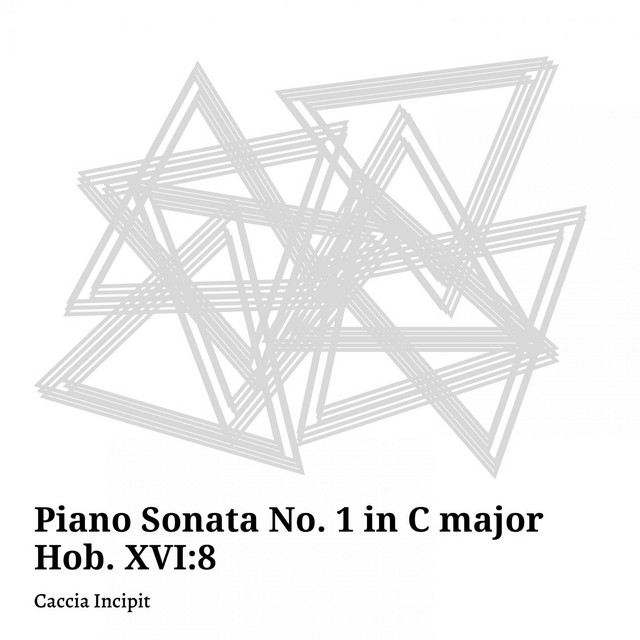 Artwork for Piano Sonata in C Major, Hob XVI:8: III. Adante by Franz Joseph Hadyn