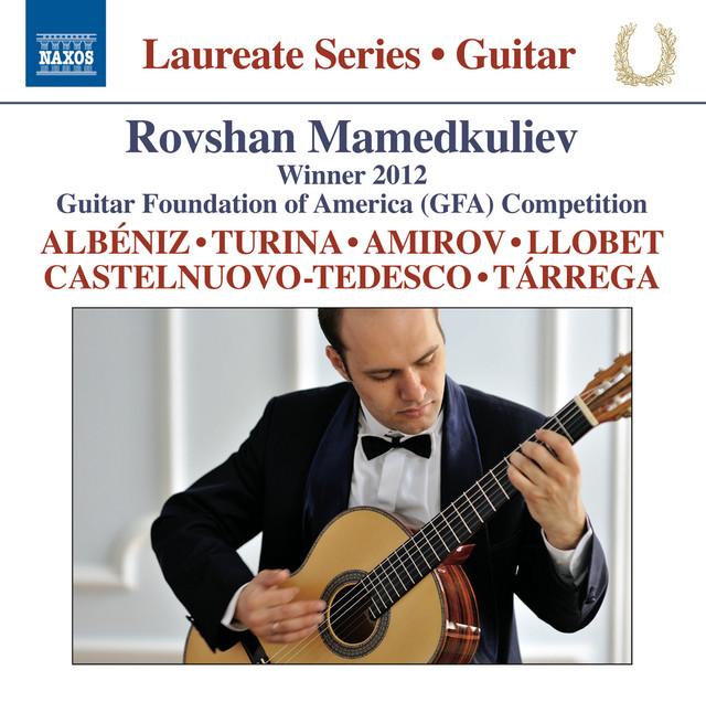 Rovshan Mamedkuliev Guitar Recital