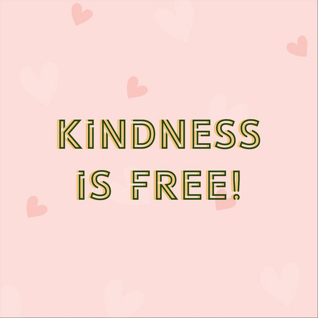 Kindness Is Free! by Music with Michal