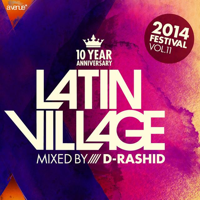 D-Rashid & Lilian Vieira - Latin Village 2014