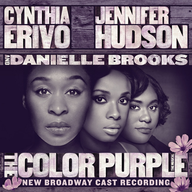 The Color Purple Reprise (16) album cover