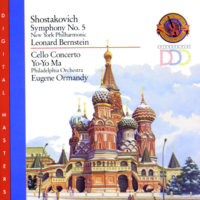 Shostakovich: Symphony No. 5 & Cello Concerto No. 1