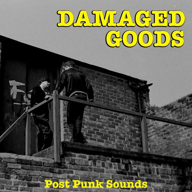 Damaged Goods album cover