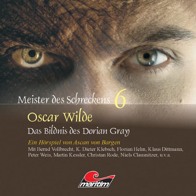 Folge 6: Das Bildnis des Dorian Gray Cover