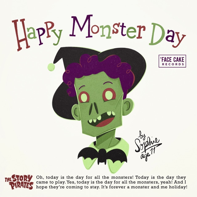 Happy Monster Day by The Story Pirates