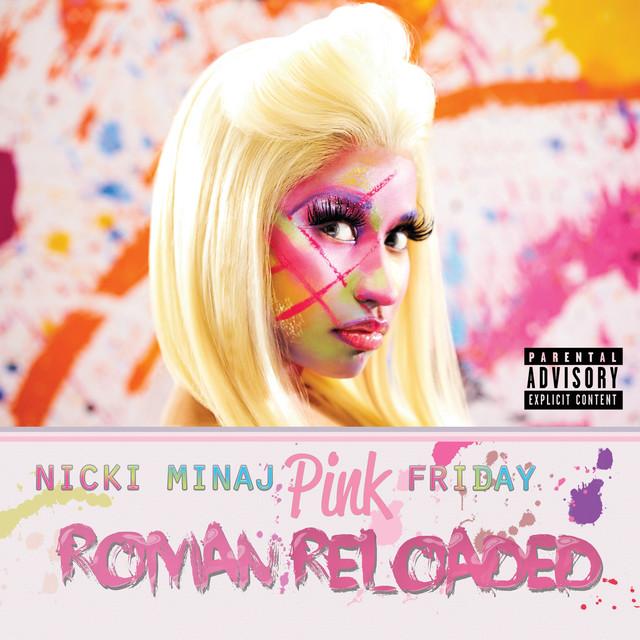 Nicki Minaj Starships acapella
