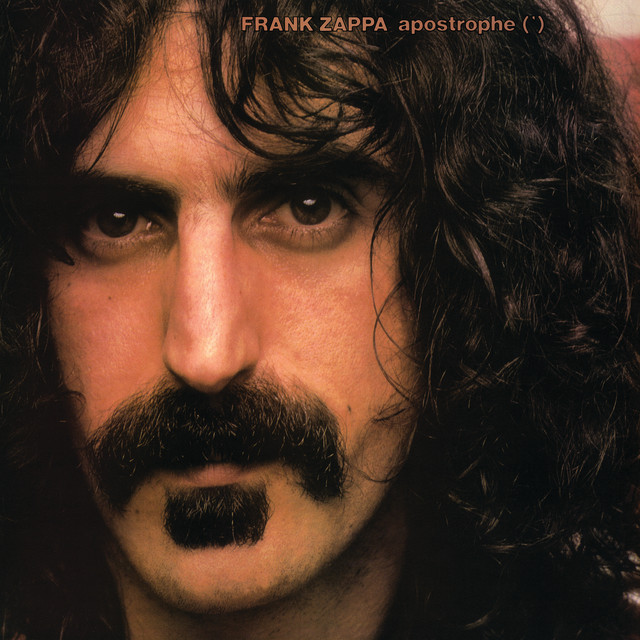 Cover art for Uncle Remus by Frank Zappa