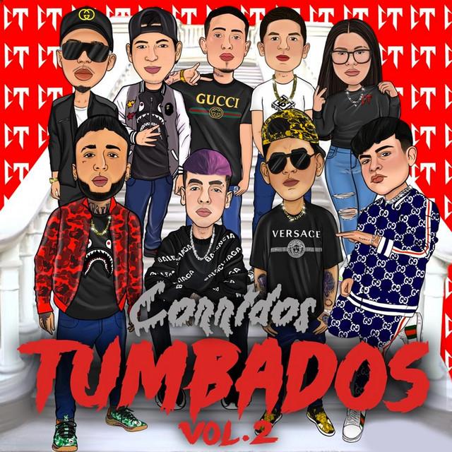 Natanael Cano - Corridos Tumbados Vol. 2 cover