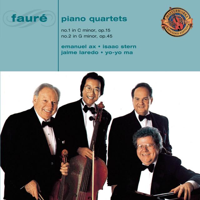 Fauré: Piano Quartets Nos. 1 & 2