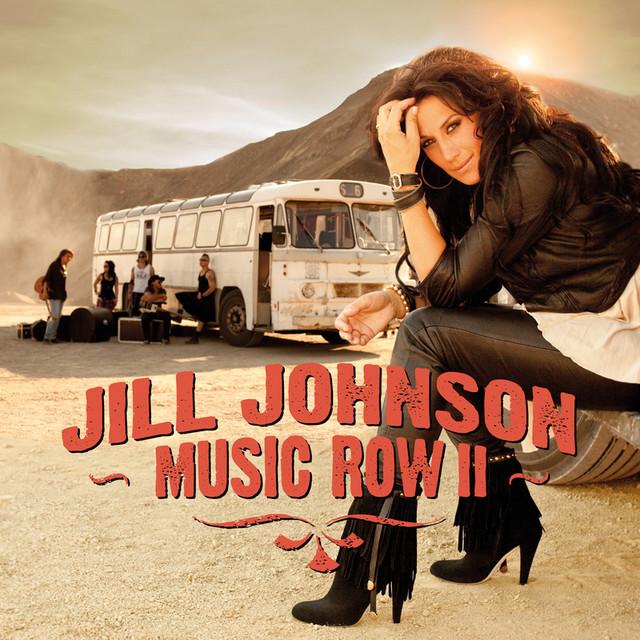 Skivomslag för Jill Johnson: Music Row II