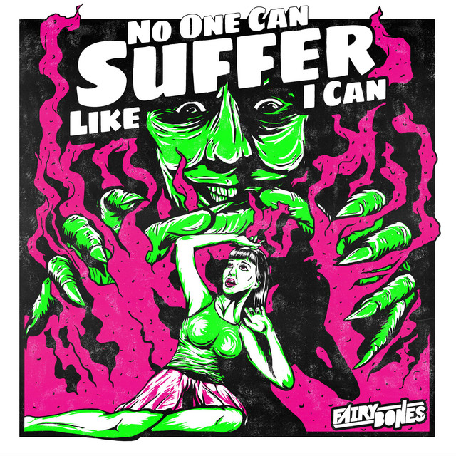 No One Can Suffer Like I Can