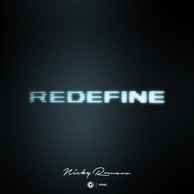 Nicky Romero - Redefine EP cover
