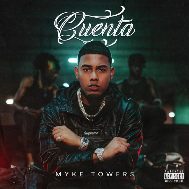 Myke Towers Cuenta acapella