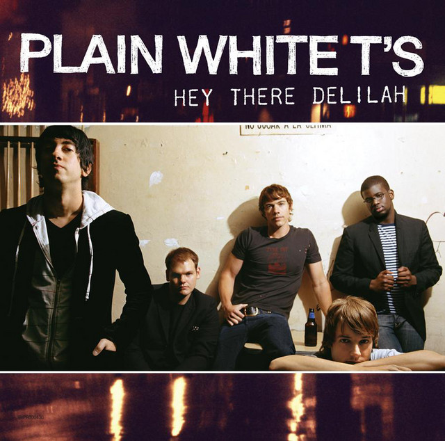 Hey There Delilah Chords Guitar by  Plain White T's