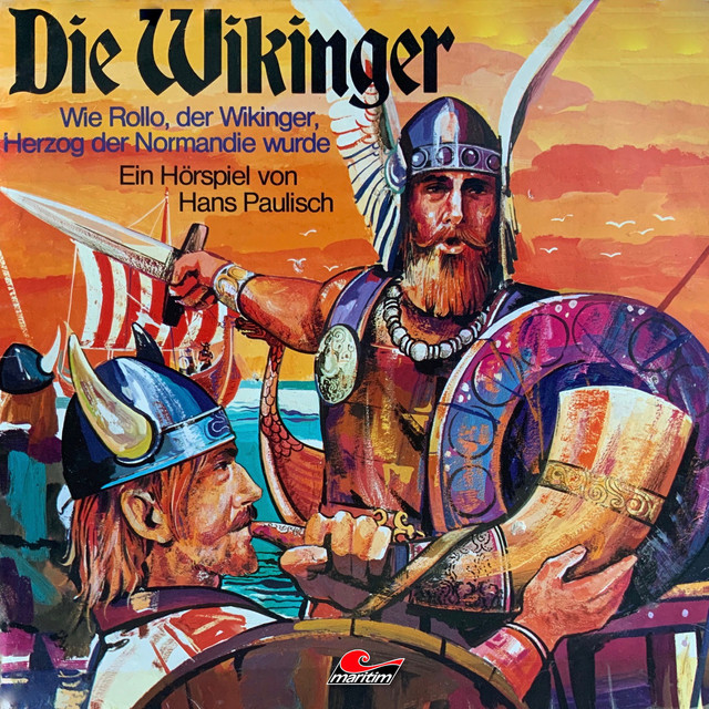 Folge 1: Wie Rollo, der Wikinger, Herzog der Normandie wurde Cover