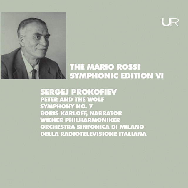 Prokofiev: Peter and the Wolf, Op. 67 & Symphony No. 7, Op. 131