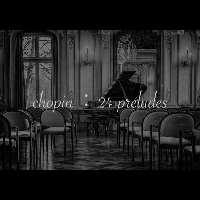 chopin:24 préludes