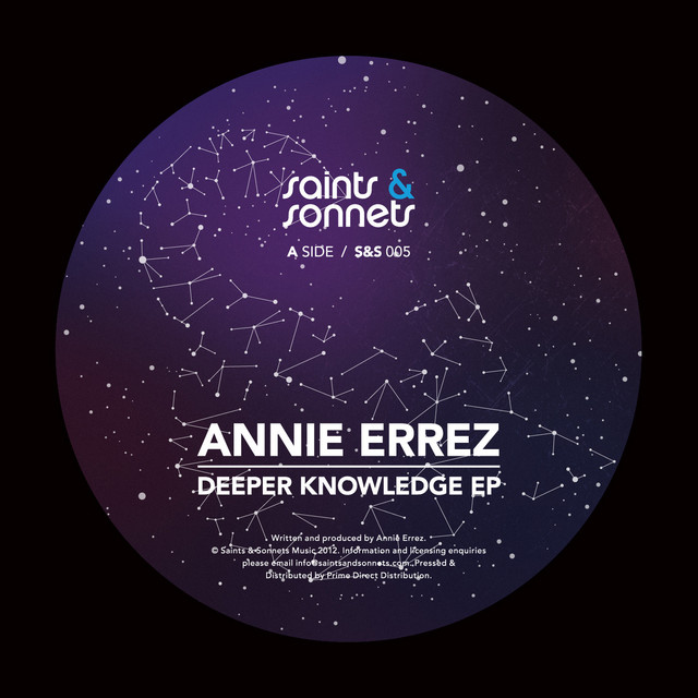 Annie Errez upcoming events