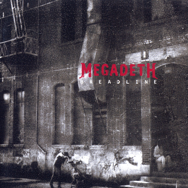 Artwork for Breadline - Active Mix by Jack Joseph Puig by Megadeth
