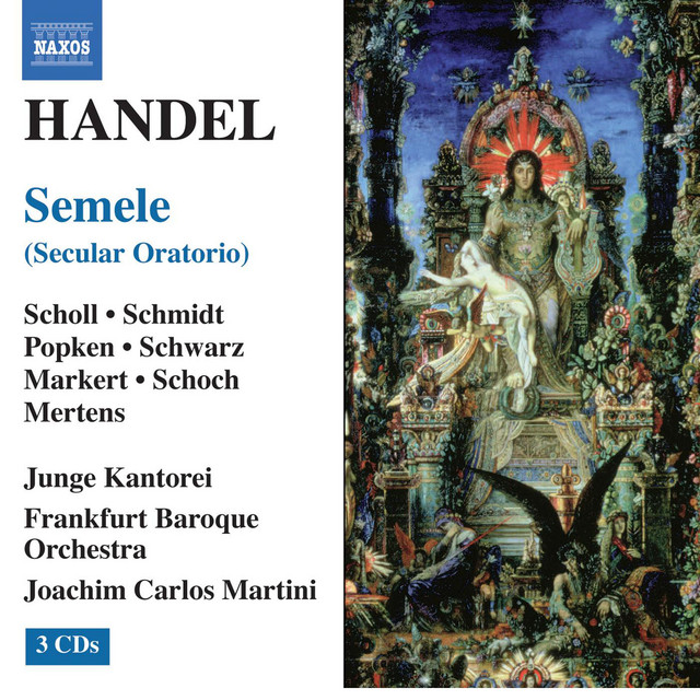 Handel, G.: Semele [Oratorio]