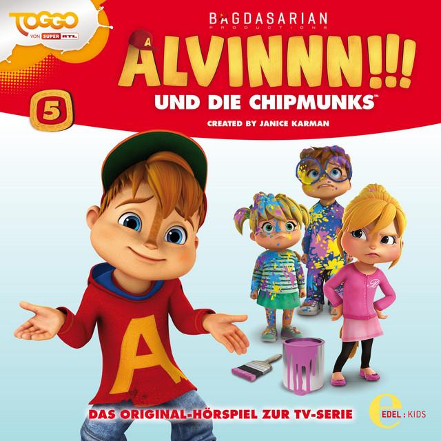 Folge 5 (Original Hörspiel zur TV-Serie) Cover