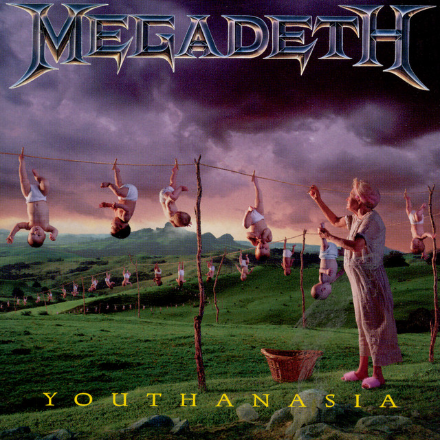 Artwork for I Thought I Knew It All by Megadeth