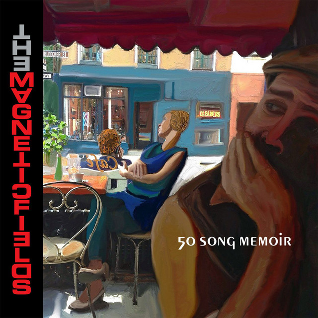 The album cover for '14: I Wish I Had Pictures by The Magnetic Fields.