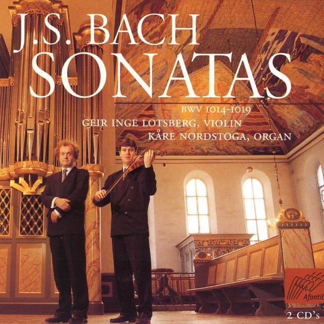 J.S. Bach: Sonatas Bwv 1014-19