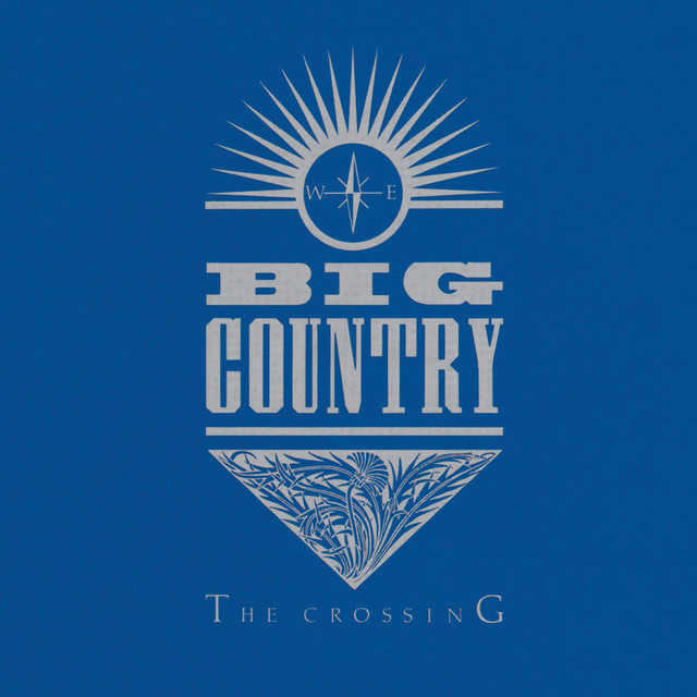 In A Big Country album cover